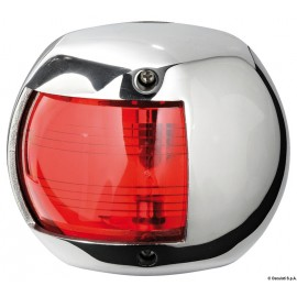 Fanale Classic 12 inox rosso