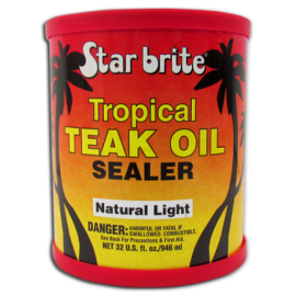TEAK OIL TROPICAL