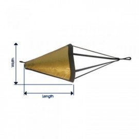ANCORA GALLEGGINTE SEA-DROGUE LARGHEZZA 600mm / LUNGHEZZA 530mm