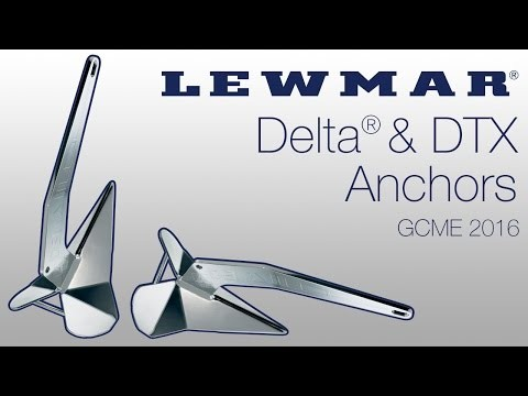 ANCORA DELTA BY LEWMAR