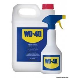Lubrificante multiuso WD-40 5lt + 1 dosatore spray