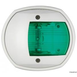 Fanale Classic 12 verde - bianco