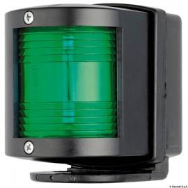 Fanale U77 verde/nero basetta posteriore