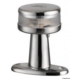 Luce di Fonda 360° Evoled in acciaio inox