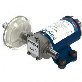 UP3-P pompa ad ingranaggi in PTFE 15 l/min