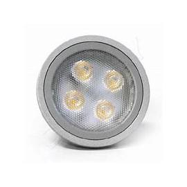 DIXPLAY MR16 4Led 5W 30° 8-35V DC B/Calda