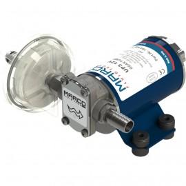 UP3 pompa ad ingranaggi in brono 15 l/min 24V