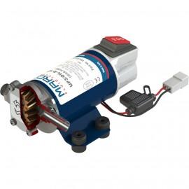 UP3/OIL-R Pompa reversibile per olio con on/off integrato 24V