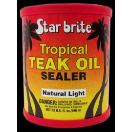 TEAK OIL TROPICAL