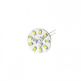 LUCE A LED DIXPLAY/G4/8-35V/30mm/BACK/BLUE