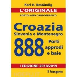 "888 CROAZIA-SLOVENIA-MONTENEGRO ""LINGUA ITALIANA"""