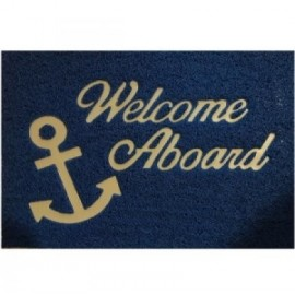 """TAPPETO """"WELCOME ABOARD""""..."""
