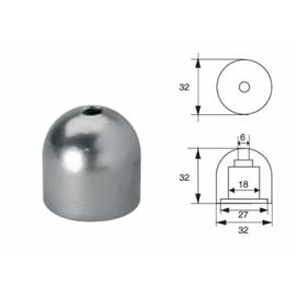 OGIVA ZINCO MAX POWER D.32mm
