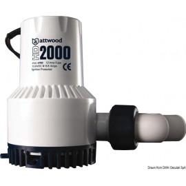Pompa Heavy Duty 12 V 8 A 2000